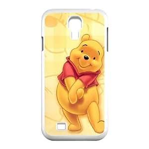 samsung s4 9500 Cell phone case White Winnie-the-Pooh QWW5611930