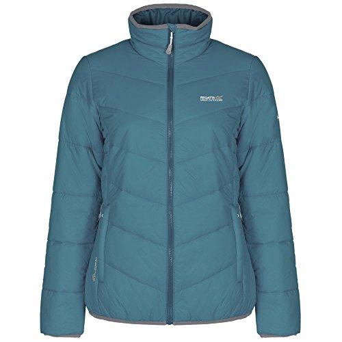 Regatta - Chaqueta acolchada modelo Icebound para mujerA Verde azulado
