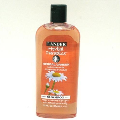 Lander Herbal Paradise Citrus Burst Shampoo