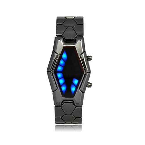 Japanese Inspired Led Watch - 8