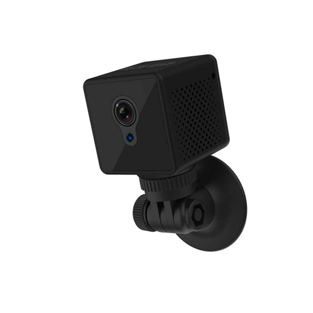 Zigtee iCooky cam S8 DIY Mini Wireless WiFi IP Camera HD1080P Smart Home Night Vision Security Camera by Zigtee