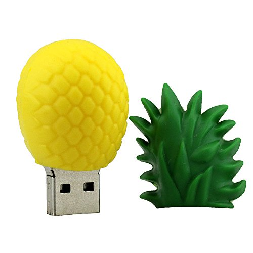 Sandios 8GB Pineapple USB Flash Memory Stick Drive Disk Fruit Vegetable (Minon Cake)
