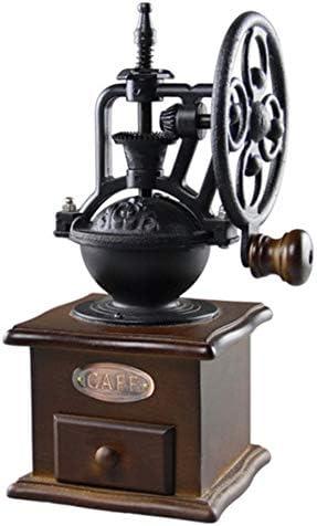 Molinillo de café Manual Estilo Vintage Molino de Grano de café de ...