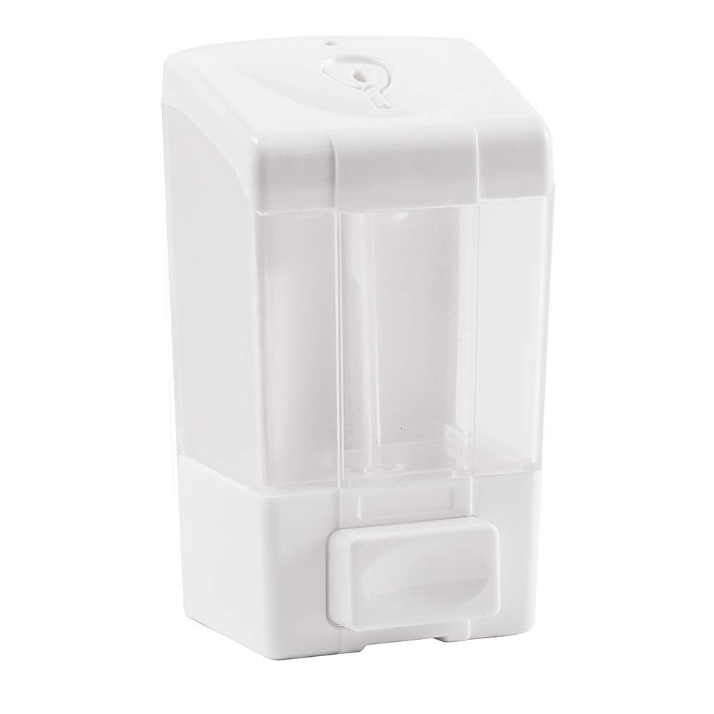 Two Options for Installation XiangYi Shower Soap Dispenser 300ML Wall Mounted for Bathroom or Kitchen