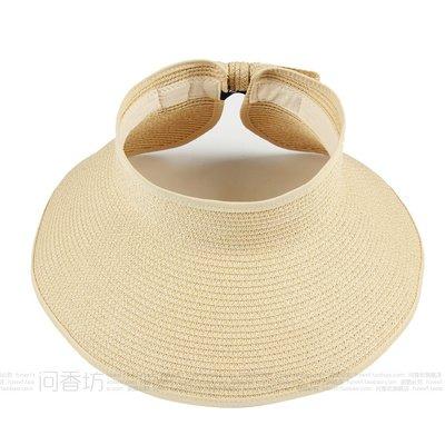 À l'été, chapeaux de plage sports loisirs plein air chapeau pliable mode chapeau de soleil, adulte, beige