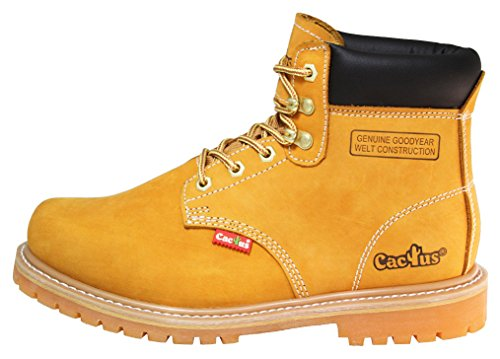 Work Outsole Mens Boots Cactus Leather 3611 Wheat 6 Lite Oil Resistant 0qwYOS8