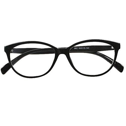 Marco 1 de Redondo Deylaying 4 Resina 2 Negro 2 Ojo 3 0 de Moda 5 gafas 1 3 Negro 0 lectura 0 Muy ligero Retro Rojo gato 5 Gafas 0 5 5c5UqO8