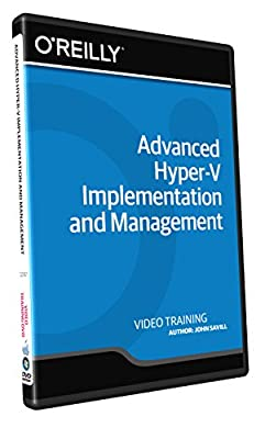 Advanced Hyper-V Implementation and Management - Training DVD