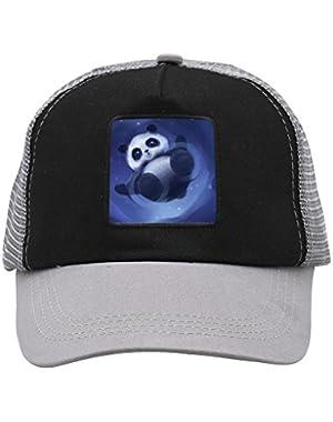 Unisex Watercolor Panda Adjustable Classic Hiphop Hat Baseball Cap Snapback Dad Hat