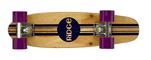 Ridge Motif Printed Cruiser Complete