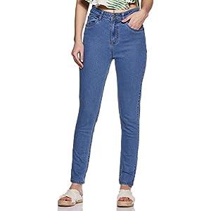AKA CHIC Women's Boyfriend Jeans