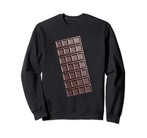 Chocolate Bar Sweatshirt Smores Halloween Costume