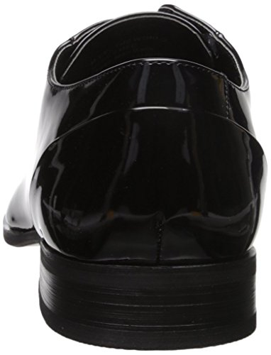 Kenneth Cole Unlisted Mens H-Eel The World Tuxedo Oxford Black tB2T2od