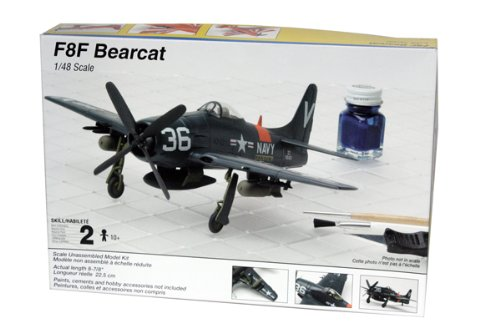 Testors F8F-2 Bearcat for sale  Delivered anywhere in USA