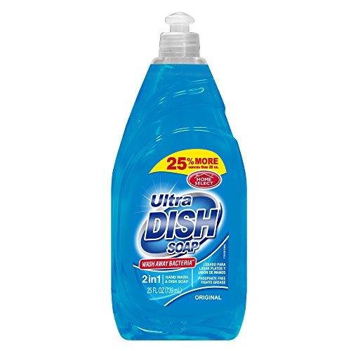 Home Select Dishwashing Liquid