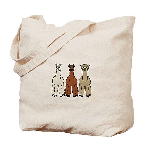 Tote Text Cloth Canvas Alpaca Natural CafePress Shopping Bag No Bag TwXSxU