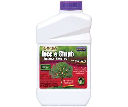 Annual Tree & Shrub Drench Concentrate Multiple Insects Qt