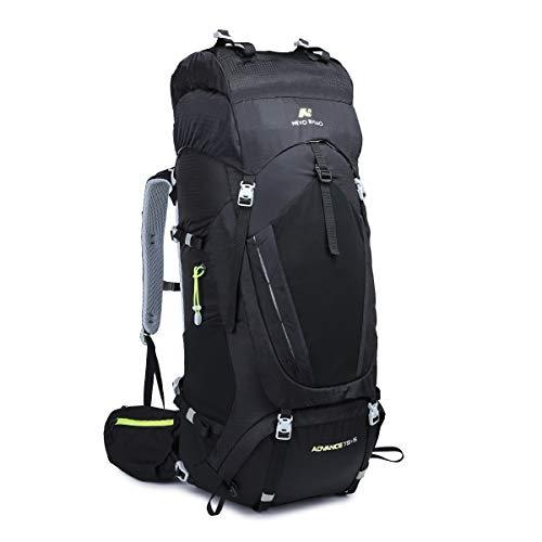 NEVO Rhino 60L 80L Internal Frame Hiking Backpack,Ultralight Daypack for Camping Backpacking