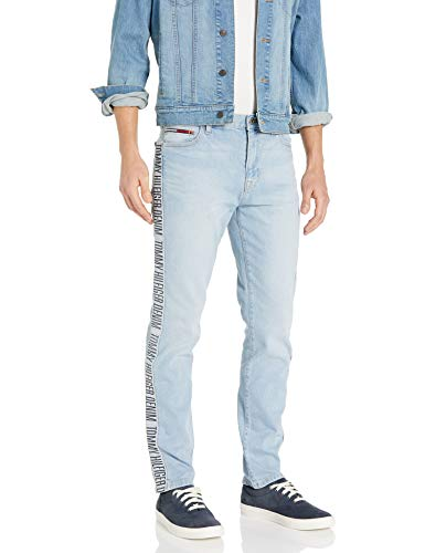 Tommy Hilfiger Men's THD Slim Fit Jeans