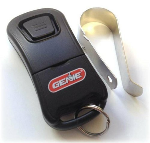 Genie G1T-BX Intellicode 1 Button Mini Keychain Remote Model: G1T-BX