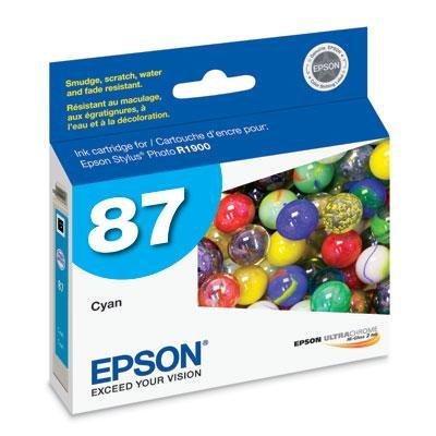 Epson America Cyan Ink Cart R1900