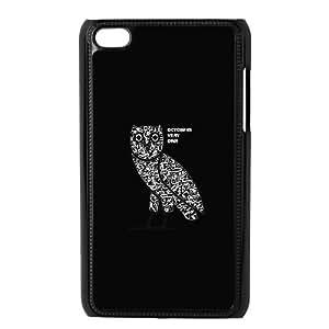 Ipod Touch 4 Phone Case Drake Ovo Owl F5E8250