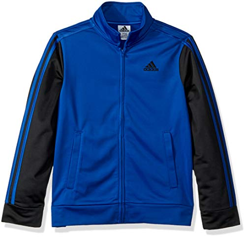 adidas Boys' Toddler Tiro and Tricot Jackets, Collegiate Royal ADI 1, 6 -