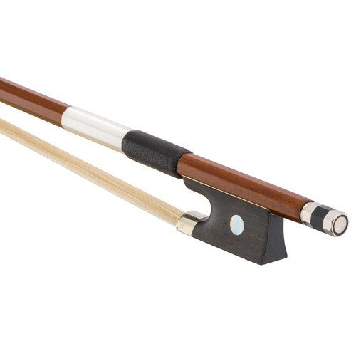 Imported Brazilwood Violin Bow 1/8 Size from Schmidt