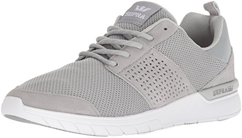 largest supplier for sale sale low price fee shipping Supra Scissor Skate Shoe Light Grey/White countdown package sale online low price online best prices cheap price TTMxV