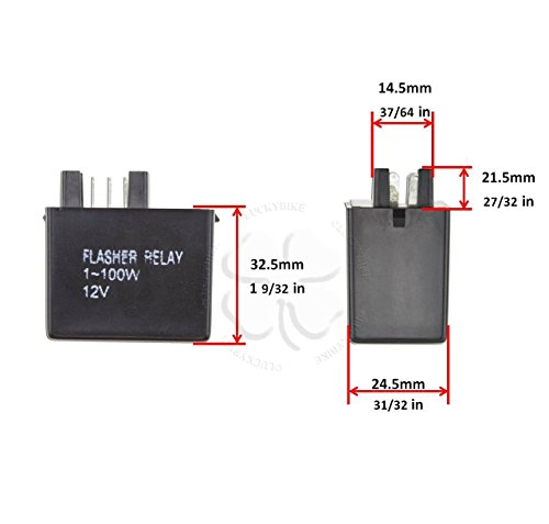 Lighting Flash Controller Suzuki Relay Turn Signal