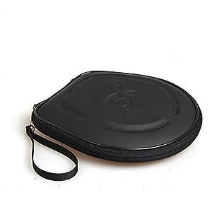 Hermitshell Hard EVA Travel Case Fits AmazonBasics Lightweight On-Ear Headphones