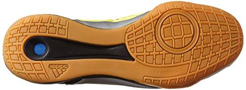 Court Ace Botas fútbol Negbas 2 Amasol Plamet para Amarillo 16 de Hombre Adidas UAqgSxg