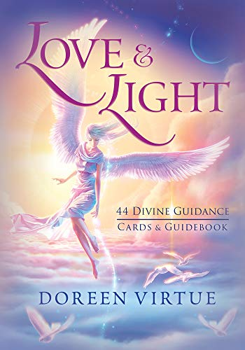 Love & Light: 44 Divine Guidance Cards and Guidebook (Doreen Virtue Angel Messages From Your Angel)