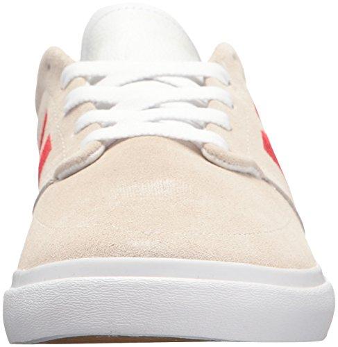 Rouge Chaussures Nm345 Brighton Balance Blanc New qRgwH4R