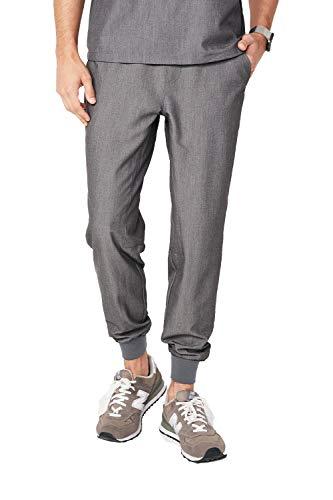 FIGS Men's Tansen 2.0 Jogger Medical Scrub Pants, Graphite M