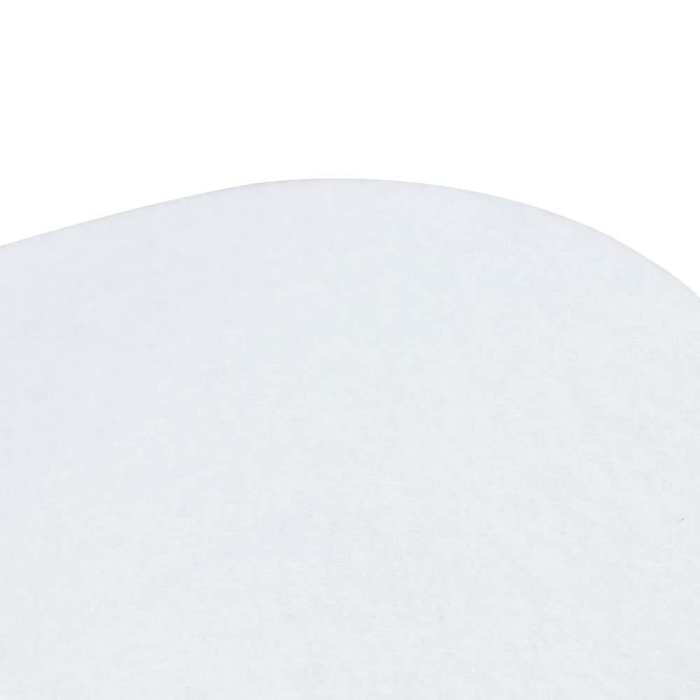 almohadilla de vinilo antiest/ática para reproductor de discos giratorios para fon/ógrafos Mxfans