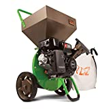 Best Wood Chippers - Tazz Chipper Shredders 30520 Compact Chipper Shredder Review