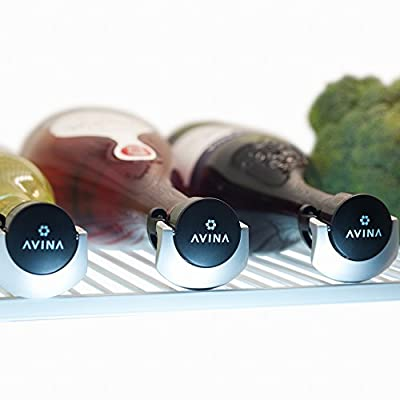 Wine Bottle Stoppers (Set of 1 or 3)