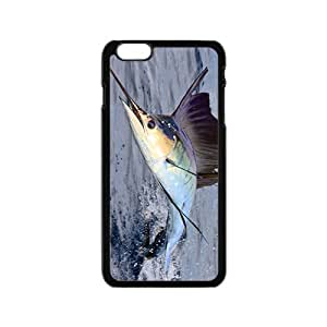 The Jumping Sailfish Hight Quality Plastic Case for Iphone 6