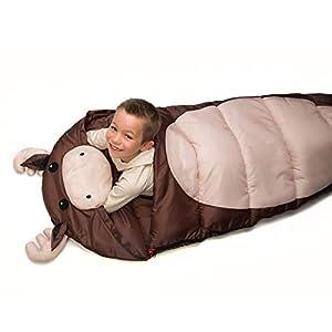 Outdoor Sleeping Bag Kid's Animal, Moose