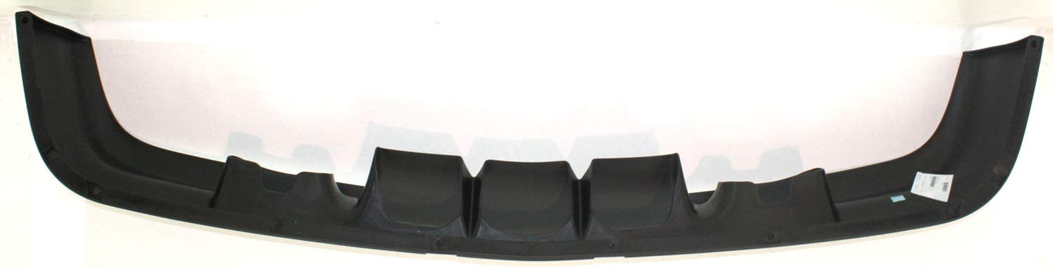 94-97 JIMMY BLAZER FRONT BUMPER AIR DAM W// FOG LIGHT /& 4WD HOOK HOLES GM1092166