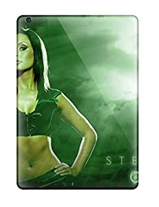 Ipad Air Cover Case - Eco-friendly Packaging(boston Celtics Cheerleader Basketball Nba )
