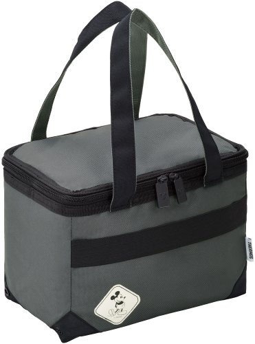 Thermos soft cooler bag 5L Mickey gray REA-005DS GY