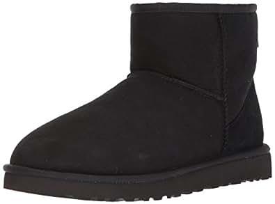 Amazon Com Ugg Men S Classic Mini Winter Boot Snow Boots