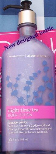 (Bath and Body Works Sleep Night Time Tea Dream Away 6.5 Oz Body Lotion Aromatherapy)