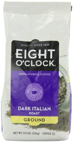 eight-oclock-coffee-dark-italian-roast-ground-espresso-115-ounce-bags-pack-of-4