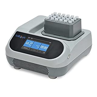 "Talboys 980TAHTSTSUC Polymer Thermal Shake Touch, 120V with Calibration Certificate, 10.25"" Length x 9.75"" Width x 5.2"" Height, Gray (B00JV564GO) 