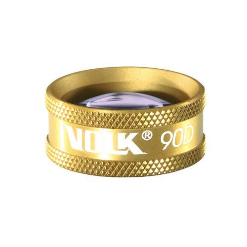 Volk 90D Non Contact Slit Lamp Lens - Gold