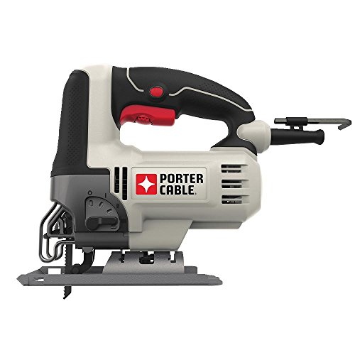 PORTER-CABLE Orbital Jig Saw, 6.0-Amp (PCE345) ()