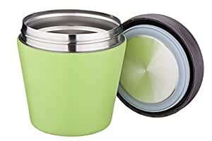 MIRA Stainless Steel Lunch Jar, Vacuum Insulated. 10oz, Split Pea Green